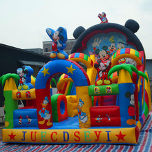 big slide inflatable mickey mouse jumping castle adult baby bouncer for sale inflatable jumping house jumping castles for kids