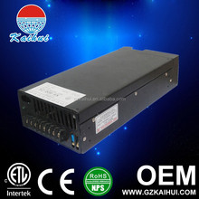 High Power 800W Switching Powet Supply Single Output 48v Power Supply