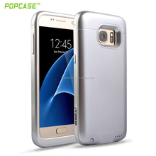 Hot sale wireless mobile phone battery charger case for Samsung S7