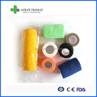 High quality disposable waterproof cotton sports tape
