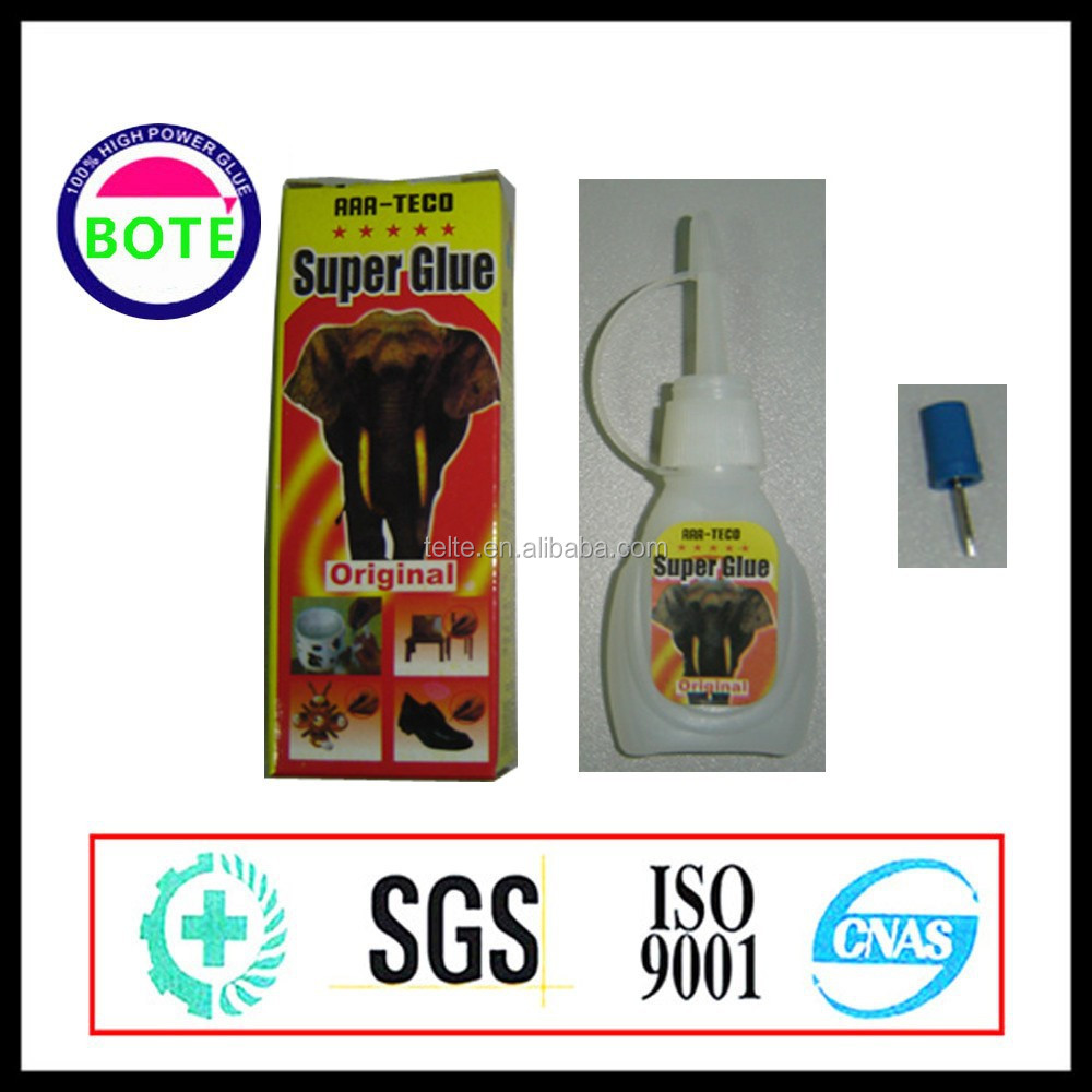 New style AAA elephant super glue with best quality and Competitiveness cost