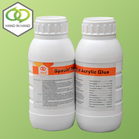 acrylic glue adhesive for bonding acrylic board clean SGS