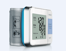 professinal and easy operation wrist watch blood pressure monitor