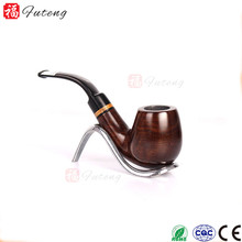Fancy Ebony Smoking Pipe Wooden Hot Sale