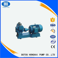 Best sell YHCB series arc gear oil pump for the tank truck