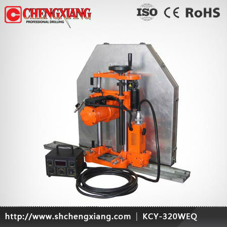 CAYKEN 320MM cutting machine for wall,concrete road with circle saw