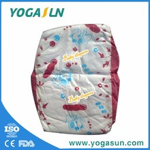 cheap baby diaper of manufacturer in China