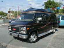Used American Conversion Vans car
