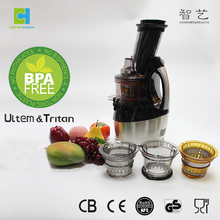 Good quality Stainless Steel BPA Free Sugar Cane Slow Juicer Extractor