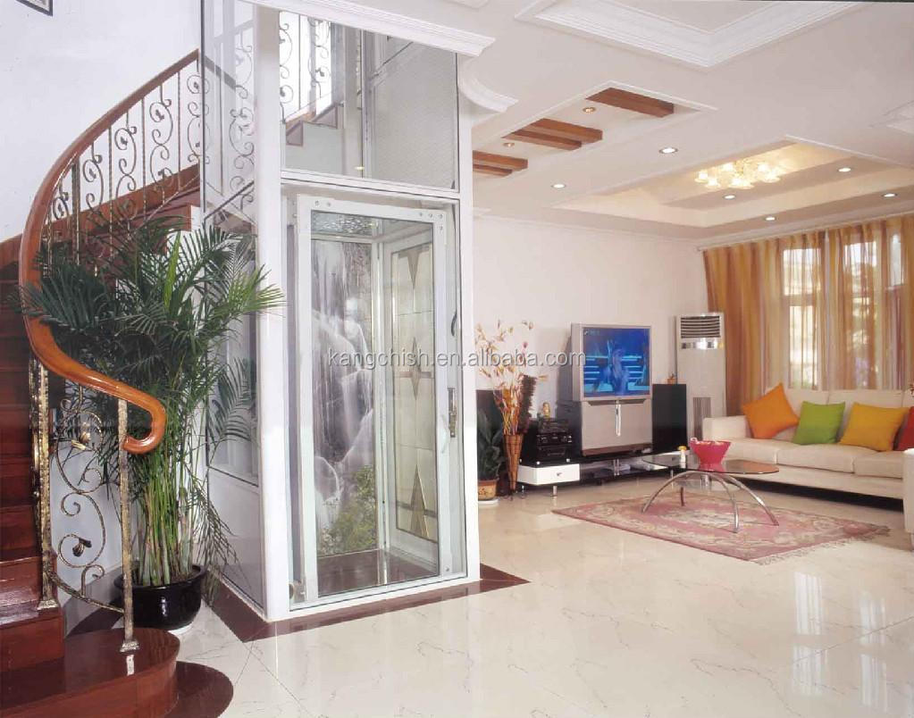 Vvvf 300kg Qualified Small Used Home Elevator S Lifts For: homes with elevators for sale