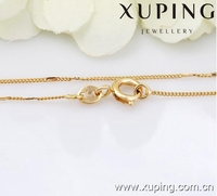 42638 Xuping online shop china fashion baby jewelry baby necklace
