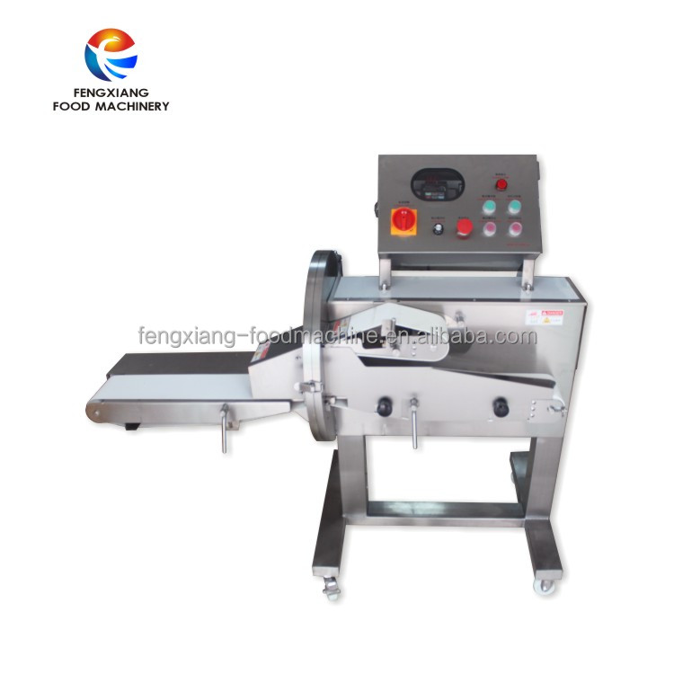 Cooked Beef Meat Cutter, Meat Slicing Steak Cutting Machine
