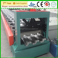 industrial floor decking machine made in China , full automatic floor deck plate machinery