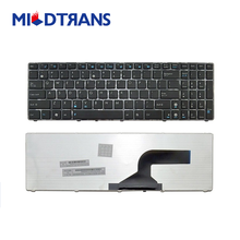 Original new Laptop keyboard For ASUS A53S Layout US SP RU LA