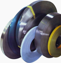 25mm rolled galvanized hot rolled steel strip for glass and tape measures