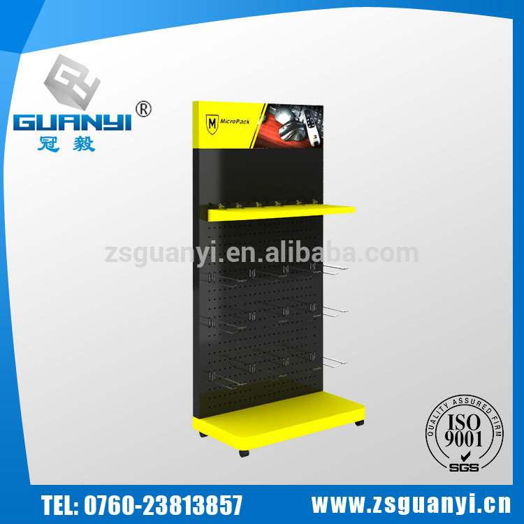 Wholesale product customized display stand, display rack, supermarket shelf
