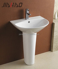 5300A Traditional design bathroom pedestal basin in JIAHAO