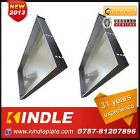 Kindle OEM mesh pressed metal parts with 31 years experience ISO9001:2008
