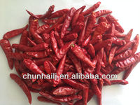 Xinyidai Medium hot chilli pods high quality new farm products
