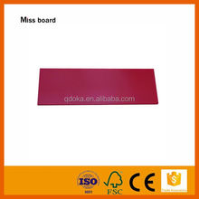 high quality strong magnetic vertical sliding writing board