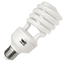 Compact Fluorescent Reptile 26W UVA UVB 5% <strong>Bulb</strong> for Tropical Turtle and Chameleon