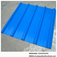 DX51 cheap metal roofing sheet with All RAL color avialable