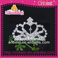 Hot Selling Wholesale Pageant Crowns And Tiaras