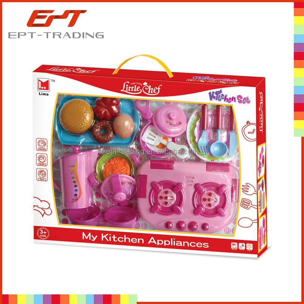 2014 most popular electrical kitchen toys for developing children imagination
