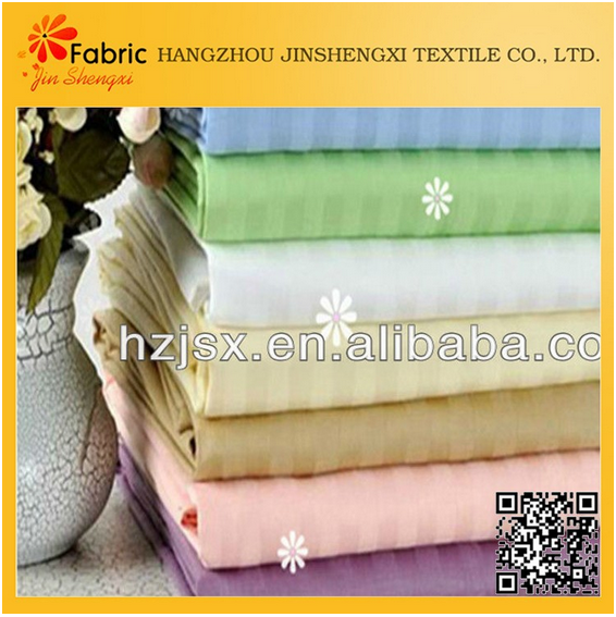 Assured quality bedding 150g cotton dyed fabrics