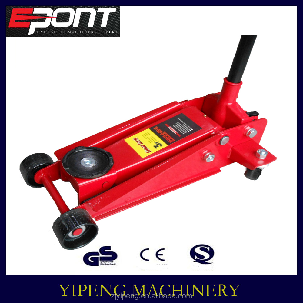 3 ton good quality cheap price adjustable floor jack
