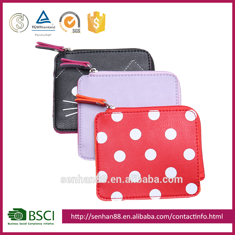 Good pu goods cosmetic makeup brush bags, weekend bags for women