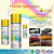 All colors acrylic aerosol spray paint for general purpose/Quick dry/automotive spray paint