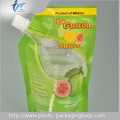 Wholesale direct from China squeeze refillable baby food pouches