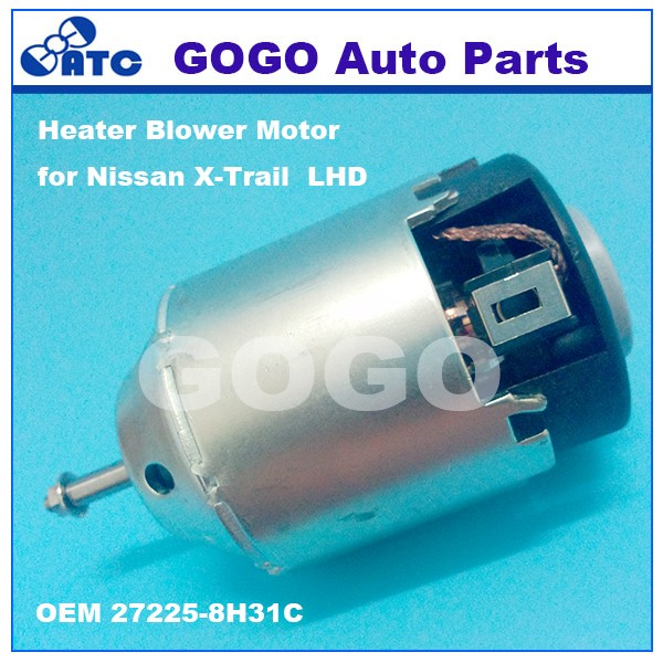 12V HEATER BLOWER MOTOR FOR N ISSAN X-TRAIL T30 2001-2007 OEM 27225-8H31C