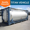 30ft or 20' lpg t14 / T11 iso tank container , cng tank container