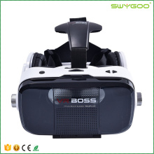 Newest product for watching 3D movies 3D glasses 3d vr box all in one vr