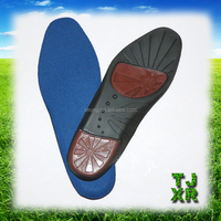 Breathable suitable mesh designed lighter PU GEL Insole