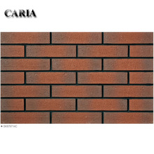 red clay split wall tile brick pavers