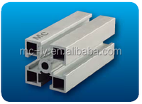 Extrusion Profile of Aluminum for Exhibition Shelves MC-8-4040GE