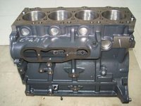 Engine parts 4D56 cylinder block for Mitsubishi