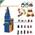 2016 pvc micro injection machine,pvc molding keychain machinery