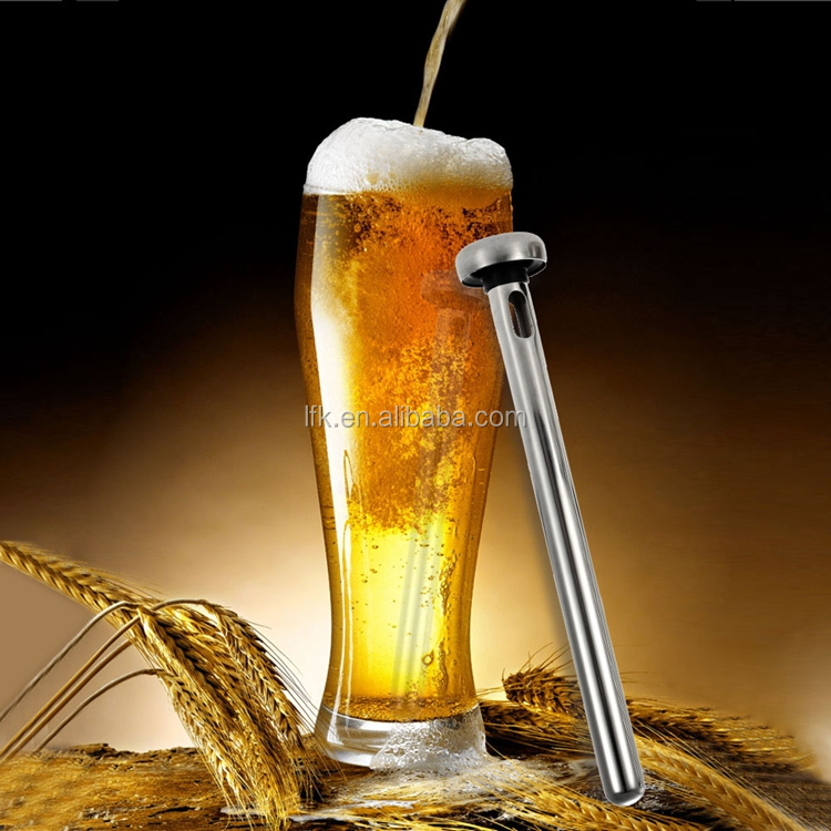 Stainless Steel Wine Beer Chiller Cooling Stick Ice Stones