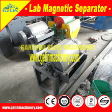 High efficiency electric small magnetic iron separator for ceramic slurry