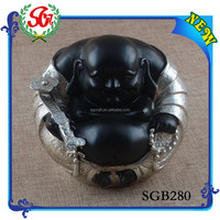 SGB280 Custom Promotional Fine Resin Buddha, Buddha Statue of Protection
