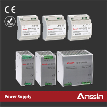 OEM available 5V 12V 24V 36V 48V Din Rail AC DC Power Supply