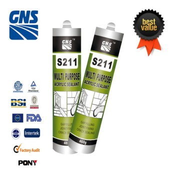 Acrylic paintable joint sealant
