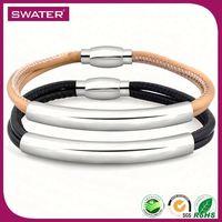 Fashion 2016 Leather Dollar Store Bracelets