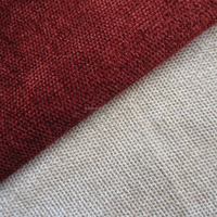 fashion polyester nylon ponti velvet fabric for sofa upholstery