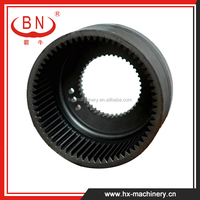 Construction Machinery Spare Parts Apply to HITACHI EX60-1 Excavator, medium excavator carrier roller