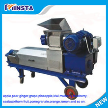 apple press/Juice Squeezer Machine/pineapple press machine
